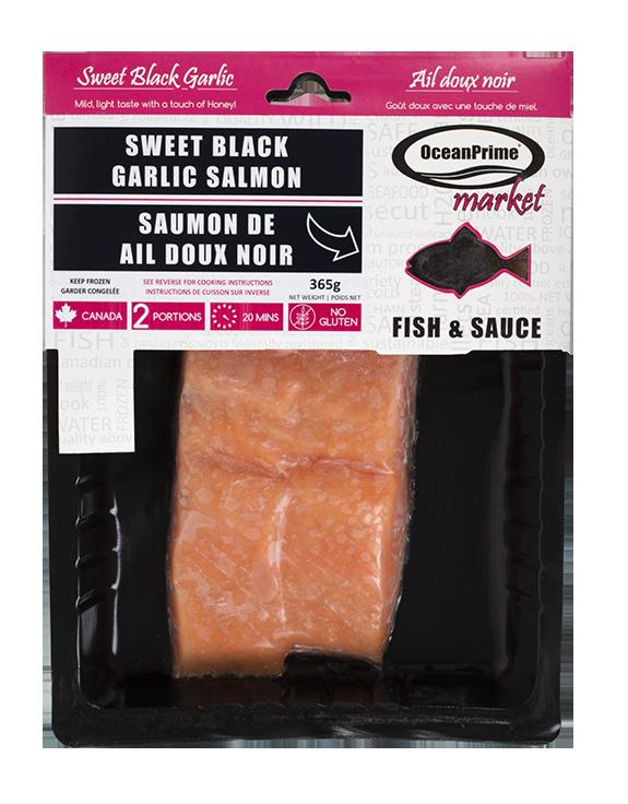 Aviva Drive App >> Sweet Black Garlic Fish and Seafood