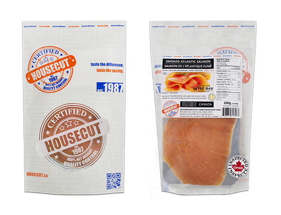 Smoked Salmon Canadian | Seacore Seafood Products