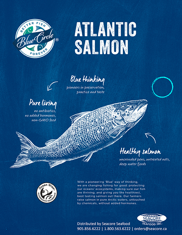 how to cook ocean salmon